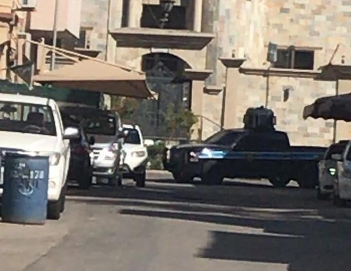 قوّات النظام السعوديّ الإرهابيّ تستنفر في سيهات
