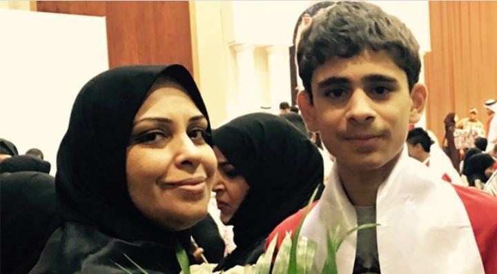 معتقلة الرأي «هاجر منصور»: لا أستطيع تقبّل التهاني في عيدي لأنّني مسجونة على خلفيّة سياسيّة