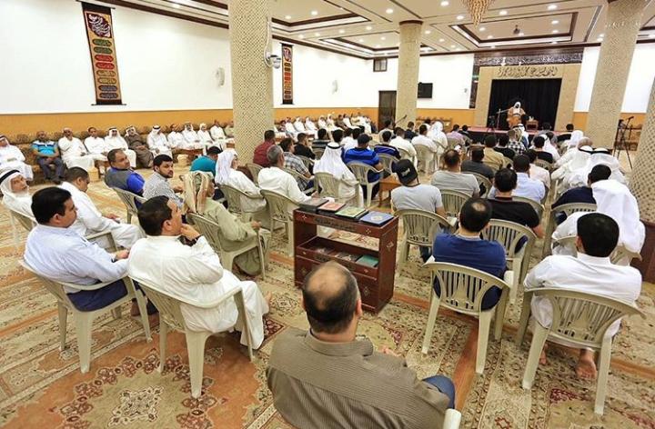 مجلس تأبيني للشهيد «الحاج عبد الغني الريّس» في الدراز
