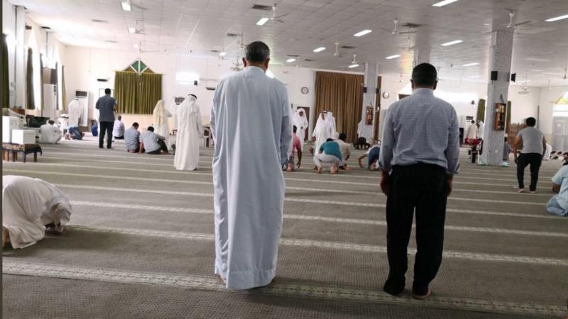للأسبوع الـ150 الكيان الخليفيّ يمنع أكبر صلاة جمعة في البحرين