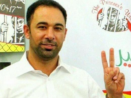 الناشط المعتقل «هشام الصباغ» يفنّد أكاذيب الكيان الخليفيّ عن تحسين الأوضاع في سجن جوّ