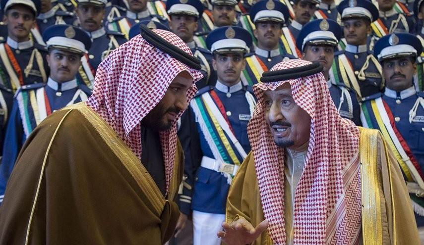 الشكوك تساور سلمان بن عبد العزيز حول تهديد محتمل من ابنه محمد