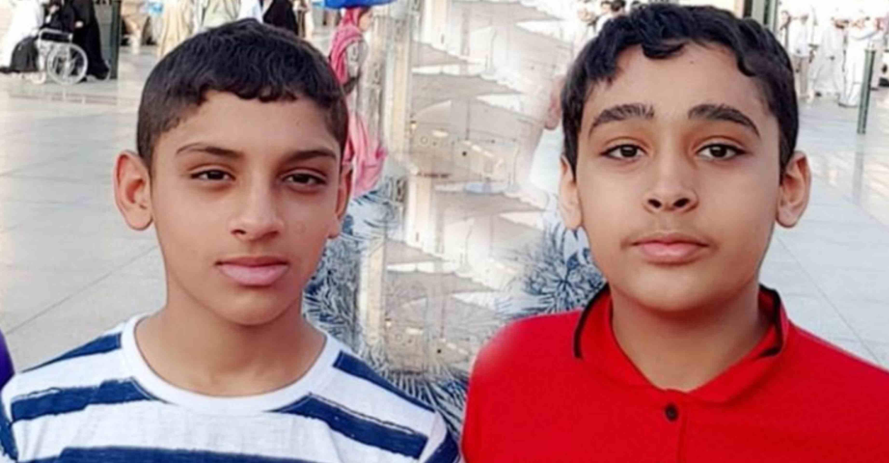 الإفراج عن الطفلين «حسين رضي وعلي حسين» مع استمرار محاكمتهما