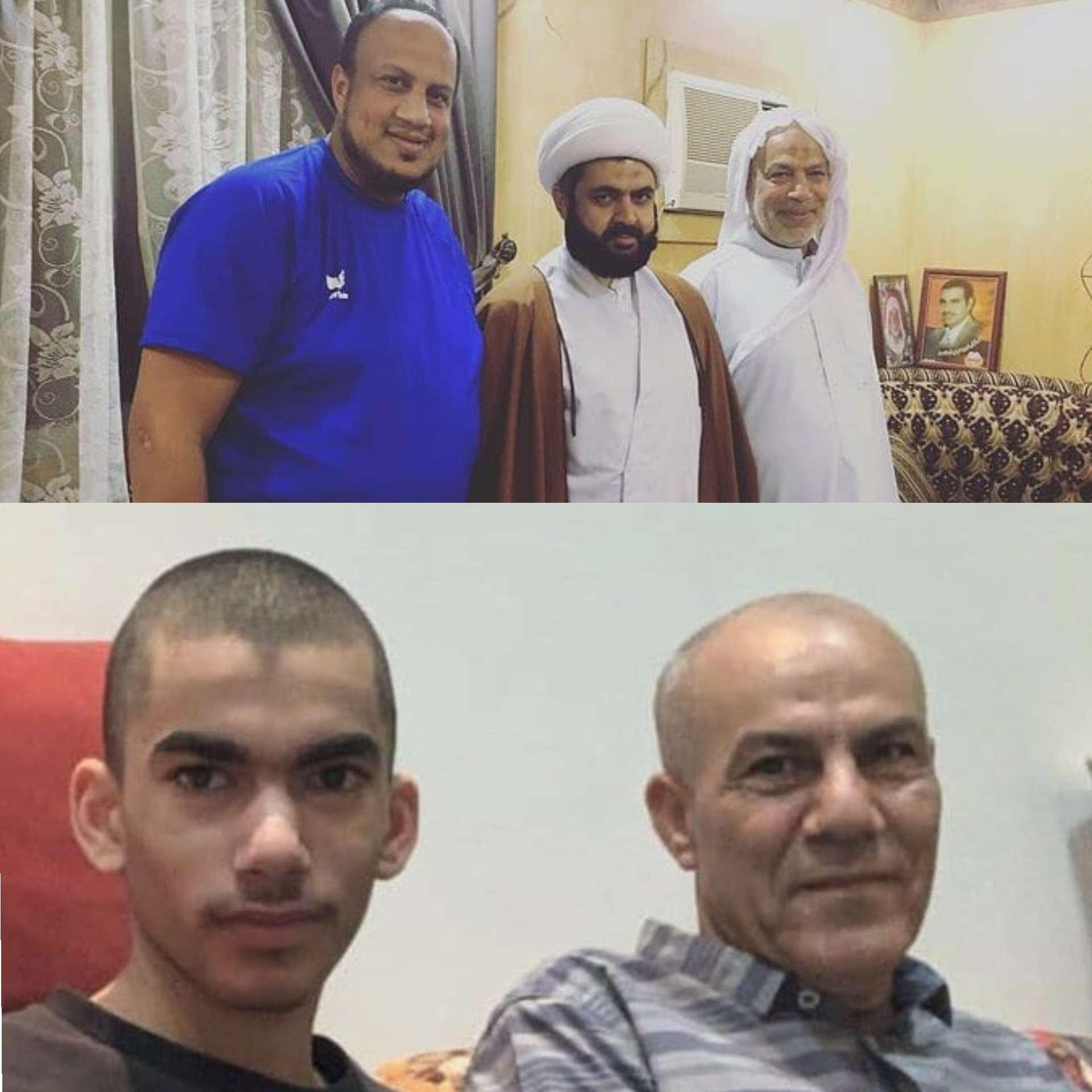 أهالي أبو صيبع والشاخورة يستقبلون الأبطال المفرج عنهم