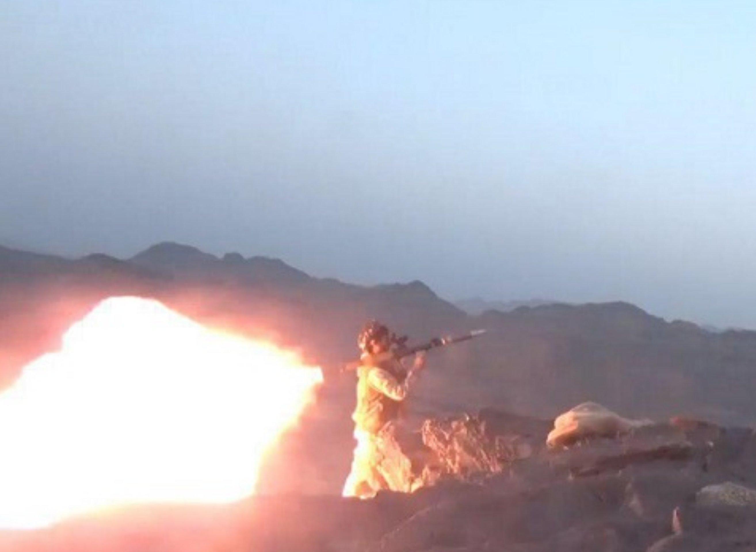الجيش اليمني واللجان الشعبيّة ينجحون في التصدي لزحف للغزاة والمنافقين
