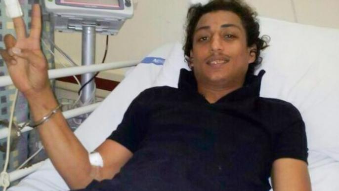 معتقل الرأي مريض السكلر «محمد الدقاق» محروم من الدواء منذ 11 يومًا