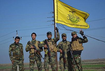 ائتلاف 14 فبراير: تصنيف أمريكا لـ«حركة النجباء» وأمينها العام على لوائح الإرهاب وسام شرف