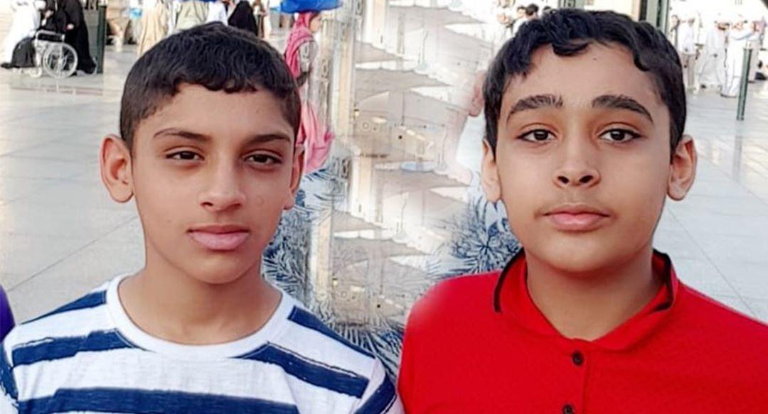 الكيان الخليفيّ يؤجّل محاكمة الطفلين«حسين رضي وعلي حسين»