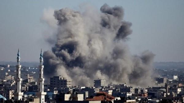 لليوم الرابع قصف إسرائيليّ لمواقع المقاومة في غزّة واستشهاد طفل فلسطينيّ برصاص الاحتلال