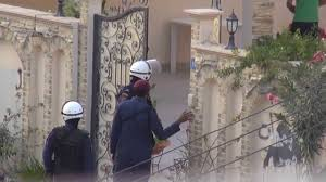Despite the large-scale campaign of arrests, angry movements pervade regions of Bahrain condemning the crime of Al Saud against martyrs of dignity