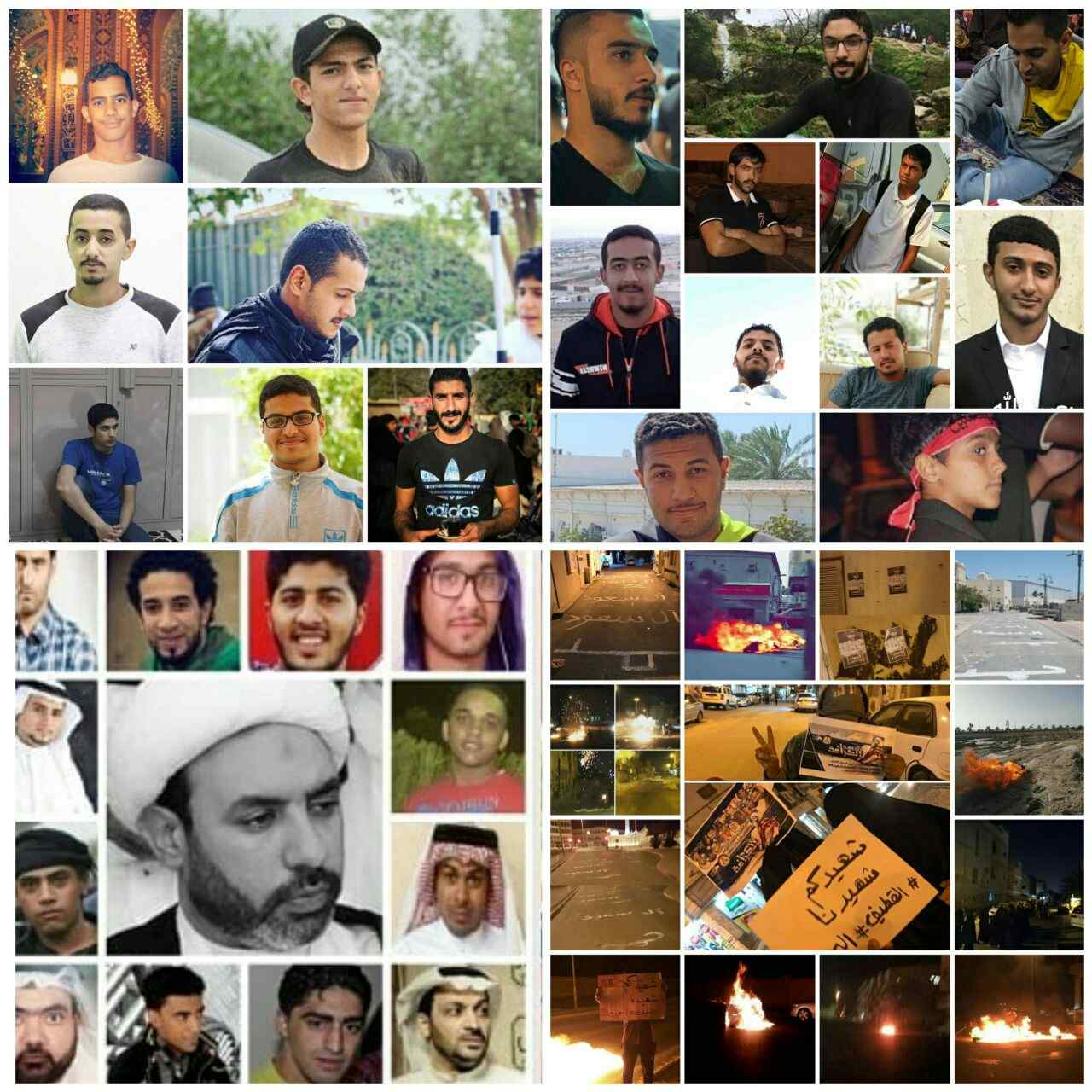 Raids Monitoring Network in its statistics for the fourth week of April: 19 detainees and an angry movement for the martyrs of dignity