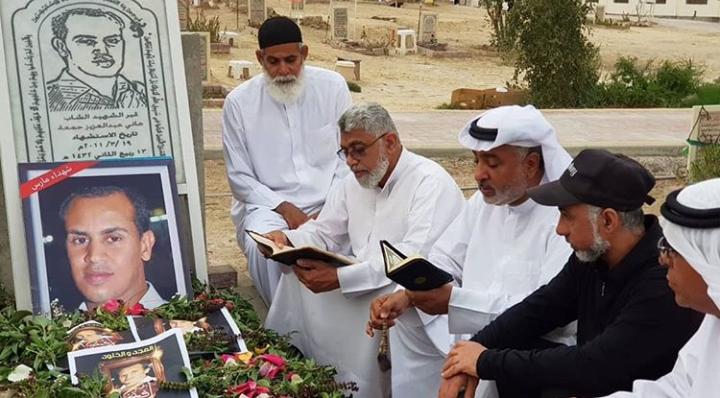 زيارة لأضرحة الشهداء تجديدًا للعهد والوفاء لهم
