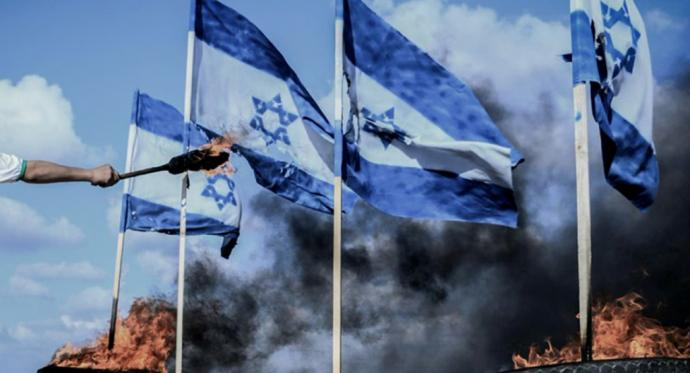 بيان الغضب: استضافة الصهاينة جريمة نكراء وآل خليفة في الصفّ الأوّل لتنفيذ كارثة التطبيع مع الكيان الصهيوني