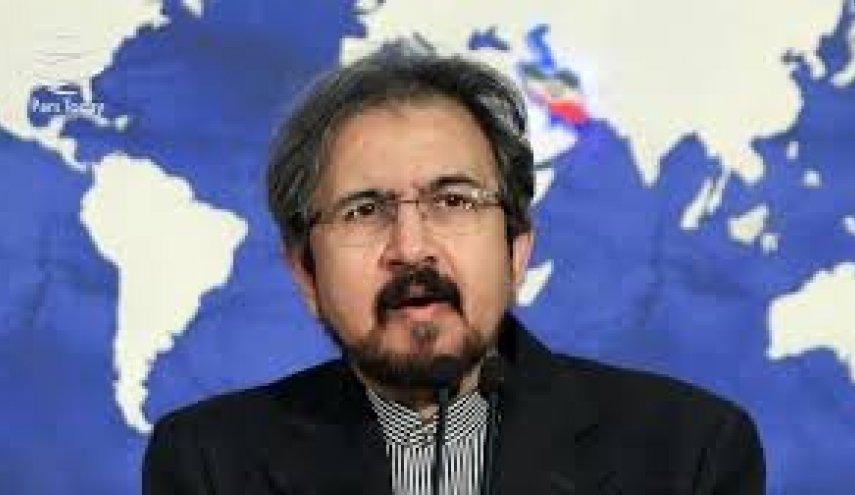 الخارجيّة الإيرانيّة تُدين تأييد النظامين الخليفيّ والسعوديّ للقرار الأمريكيّ ضدّ الحرس الثوريّ