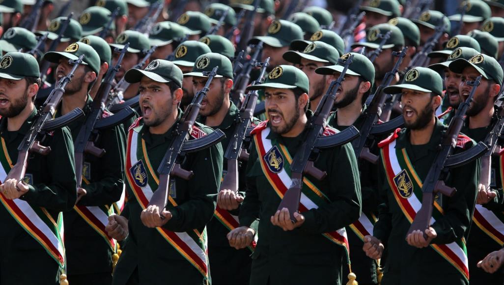 ائتلاف 14 فبراير: أمريكا راعية الإرهاب في العالم وقرارها بتصنيف الحرس الثوريّ الإيرانيّ «إرهابيًّا» يضع المنطقة على «حافة الهاوية»