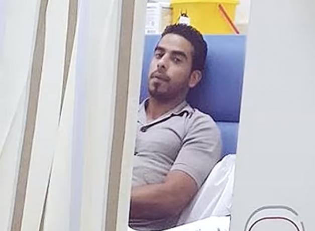 Al-Khalifa entity is deliberately endangering the life of cancer-stricken prisoner Elias al-Mulla
