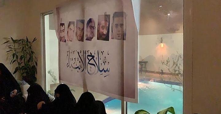 تحت شعار «سلاح الأنبياء» أمسية ابتهاليّة في منزل معتقل الرأي «سلمان عباس»