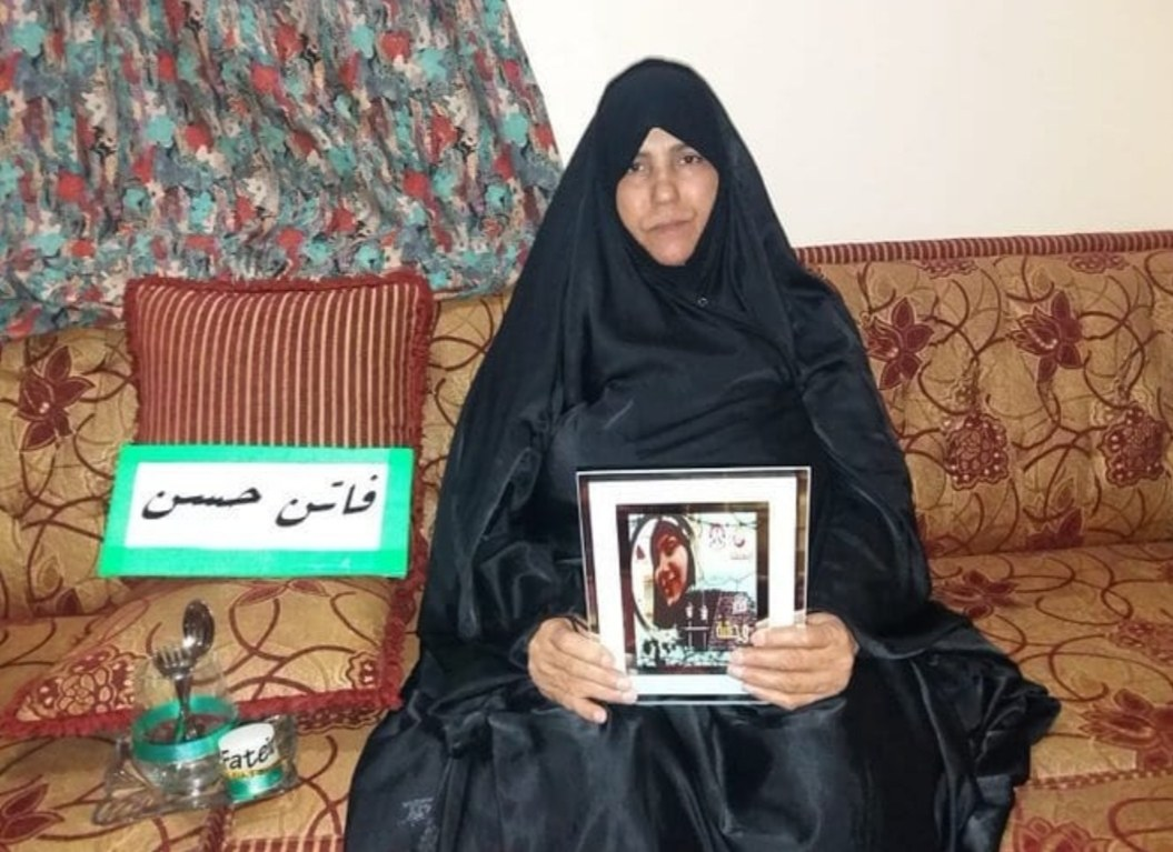 """February 14 Coalition visits the families of the detaineesWithin the campaign of  """"Al-Dar whasha"""","""