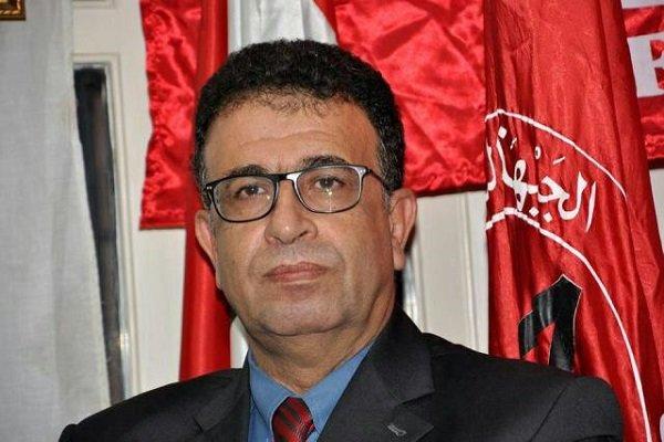 مسؤول الجبهة الشعبيّة لتحرير فلسطين في لبنان «مروان عبد العال»: شعب البحرين الشامخ يستحقّ النصر ويستحقّ فلسطين