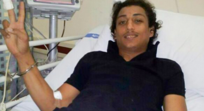 Al-Khalifa transfers the patient with severe Sickle cell disease, Mohammed al-Dakqaq to solitary confinement