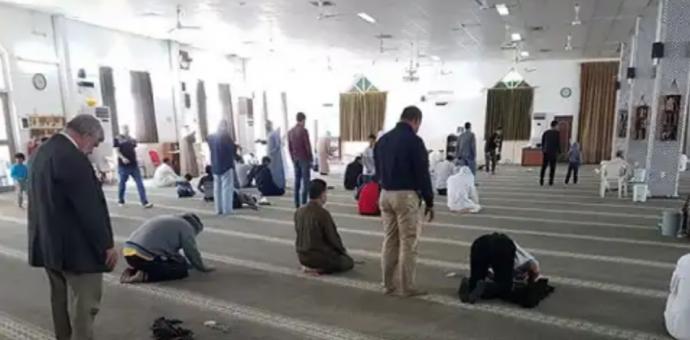 For the 156th week, al-Khalifa entity forbids Friday prayers in Bahrain