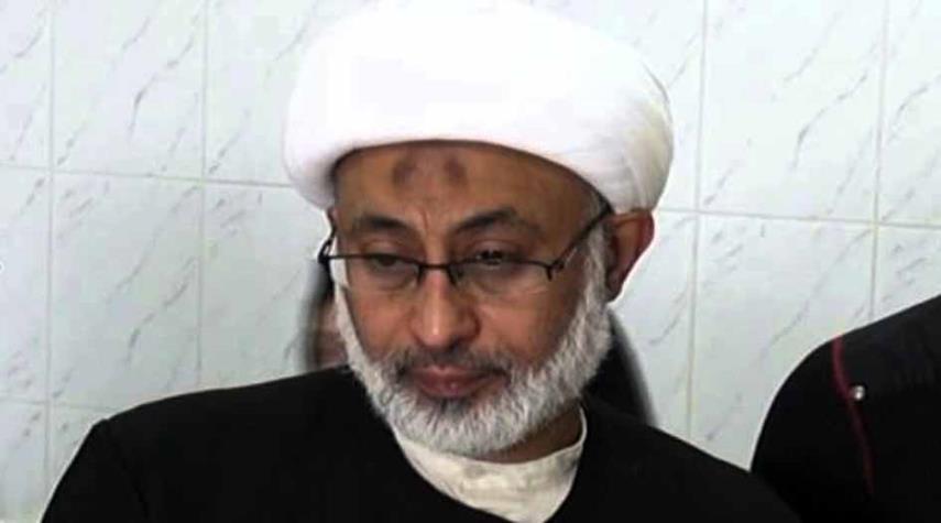 الرمز المعتقل الشيخ ميرزا المحروس يوقف إضرابه  بعد وعود بعلاجه