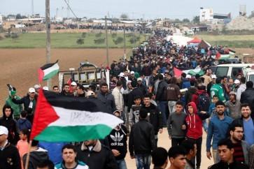 83إصابة برصاص الاحتلال الإسرائيليّ في صفوف المشاركين في جمعة «انتصار الكرامة»