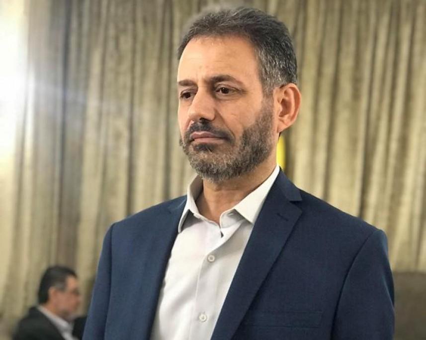 ممثل حركة الجهاد الإسلامي في لبنان الأستاذ «إحسان عطايا»: بوركت جهود شباب البحرين في رفضهم التطبيع