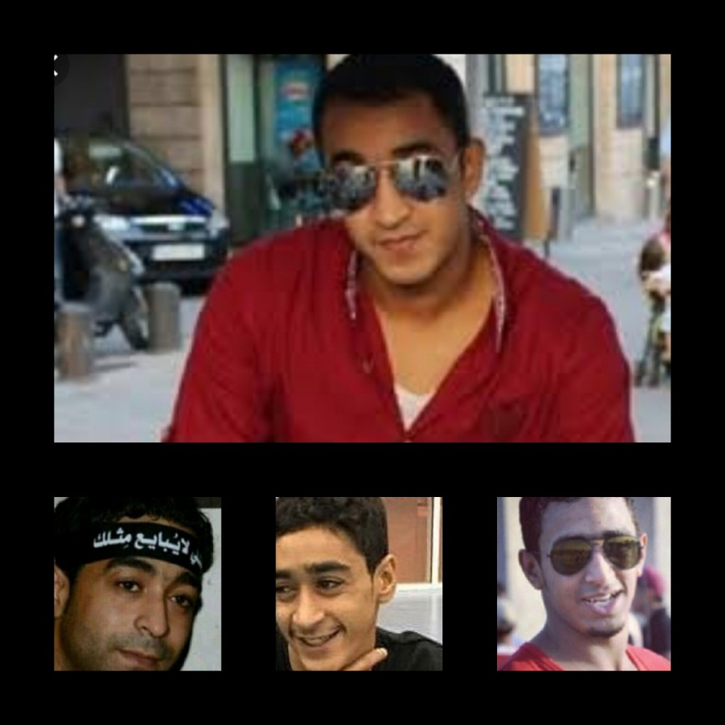 أسبوعان على احتجاز معتقل الرأي «أحمد عون» في التحقيقات الجنائيّة وتأجيل محاكمة شقيقيه