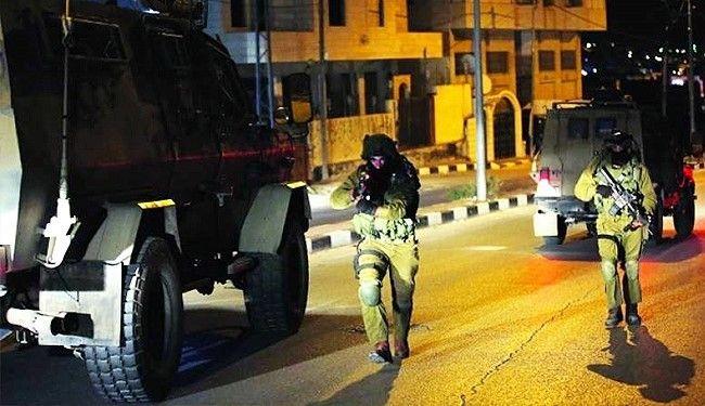 اختناق عشرات الطلبة والمعلّمين الفلسطينيّين في مدرسة الخليل بغاز الاحتلال