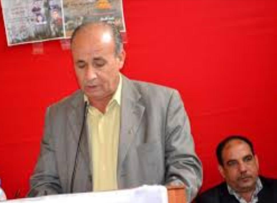 عضو المكتب السياسي لجبهة النضال الشعبي الفلسطيني «أبو العبد تامر عزيز»: كلّ التحيّة لشعب البحرين الرافض للتطبيع
