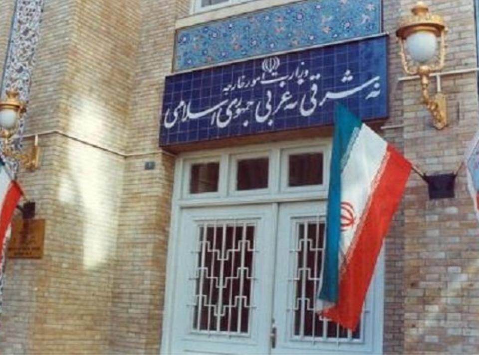 الخارجيّة الإيرانيّة تدين الاتهامات الواردة من الكيان الخليفيّ ضدّ إيران في قضيّة «حزب الله البحريني»