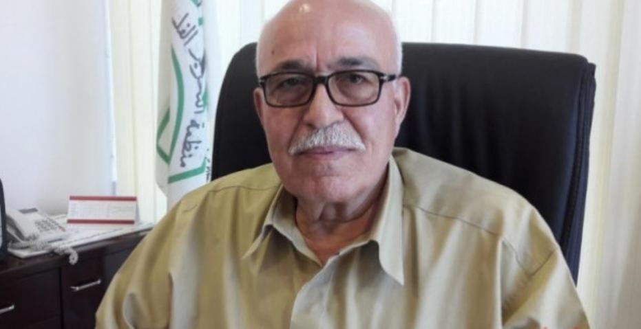 نائب الأمينة العامة للاتحاد الديمقراطي الفلسطيني «فدا» صالح رأفت يدين استقبال الخليفيّين وفدًا صهيونيًّا