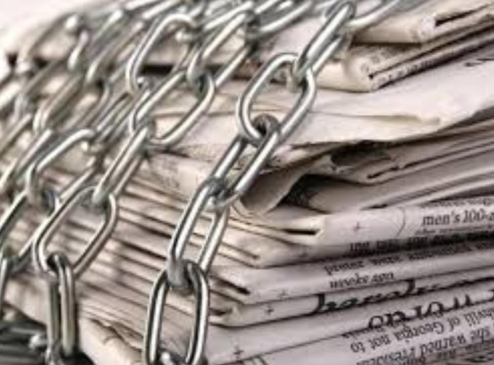 البحرين تتراجع إلى المرتبة 167 في تصنيف حريّة الصحافة