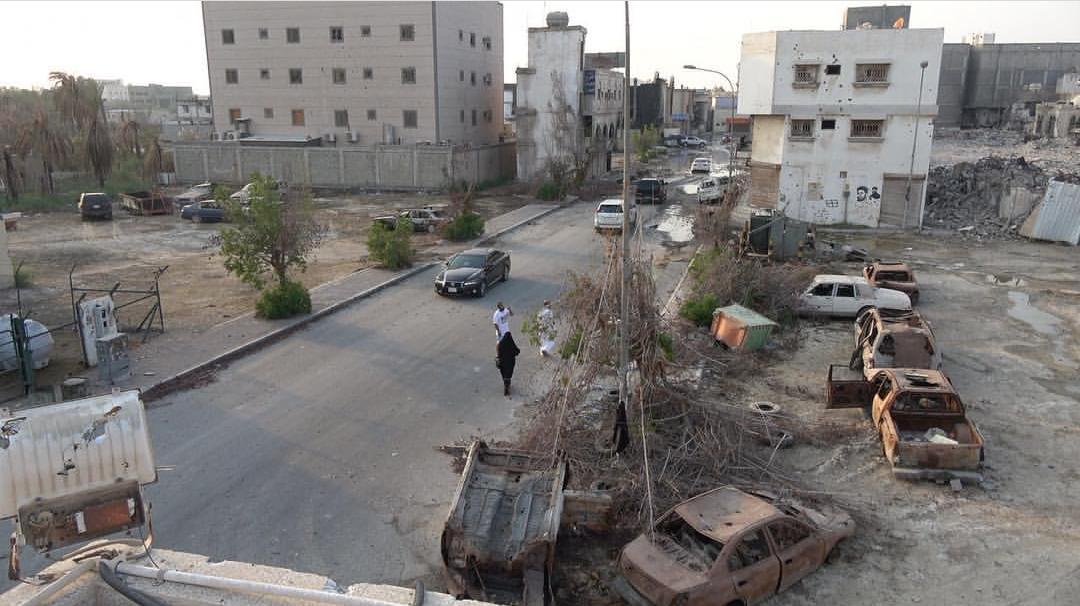 ثوّار النمر يؤكدون في الذكرى الثانية لهدم «حيّ المسورة» :ماضون مع أبناء العوامية في مقاومة آل سعود
