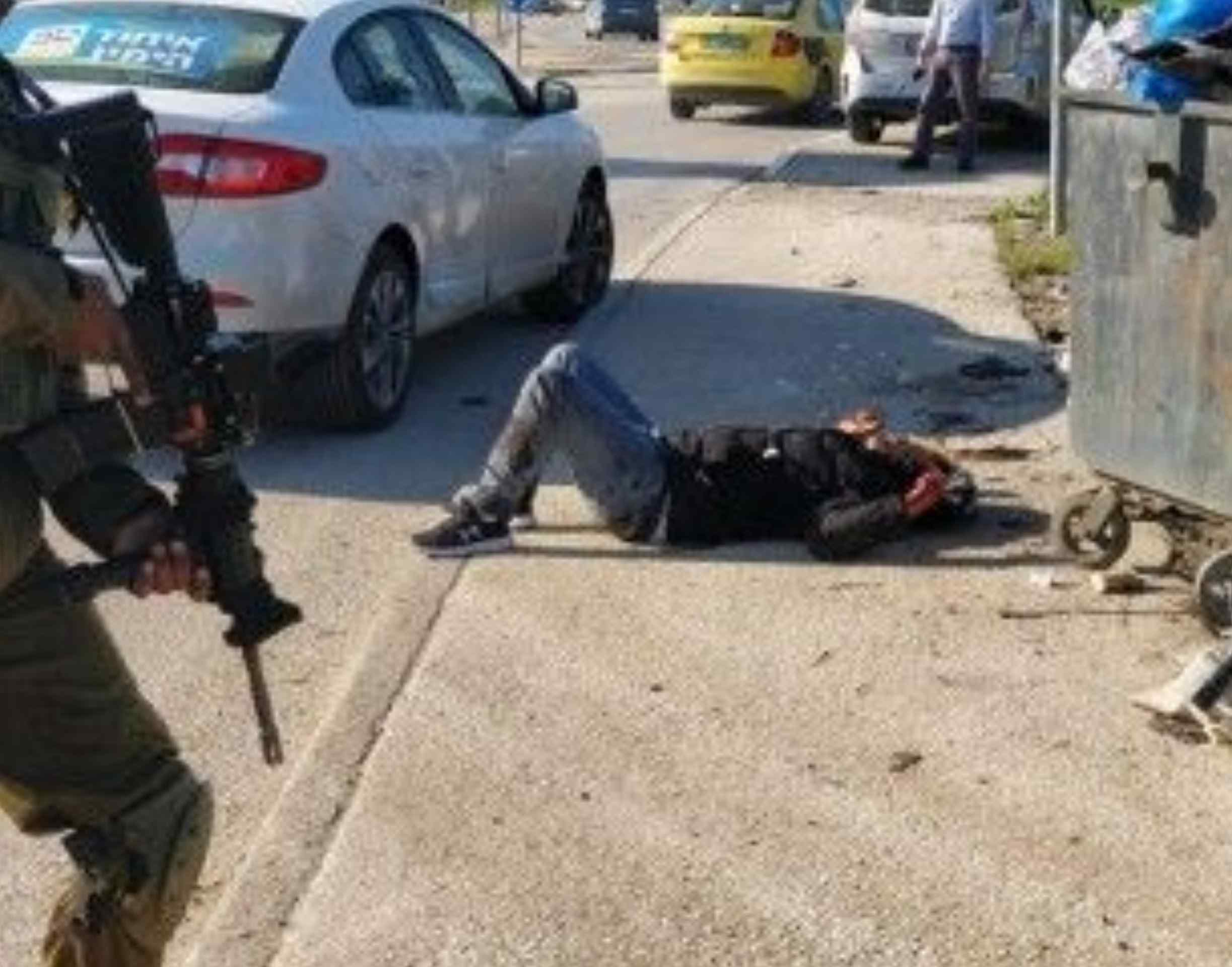جنود الاحتلال الصهيونيّ يطلقون النار على شاب فلسطيني جنوب نابلس