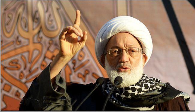 آية الله الشيخ عيسى قاسم: التطبيع والخطوات المتسارعة على طريقه إرضاءً للعدوّ الإسرائيليّ سحقٌ لإرادة الأمَّة وإسلامها