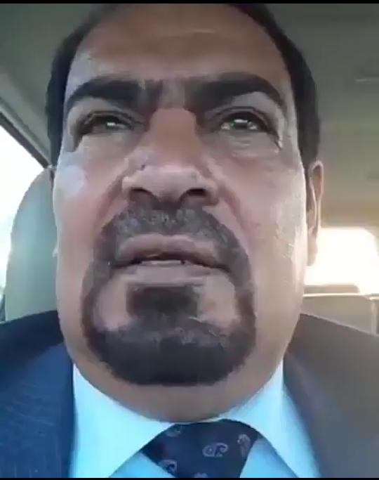 الباحث العراقي «عباس الجبوري» يعلن دعمه لشعب البحرين في طرد القاعدة الأمريكيّة