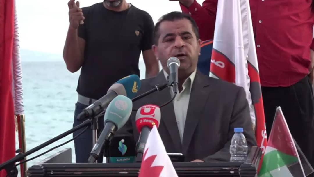 Political Bureau of  February 14 Coalition: Israeli and al-Khalifa entities are alike in injustice and tyranny