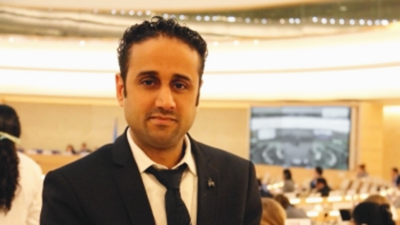 الناشط الحقوقيّ المحافظة يردّ على اتهامات وزارة الداخليّة الخليفيّة: مستمرّ في فضح جرائمكم
