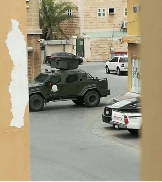 النظام السعودي يهدم منازل مواطنين في القطيف ويغتال 8 مجاهدين