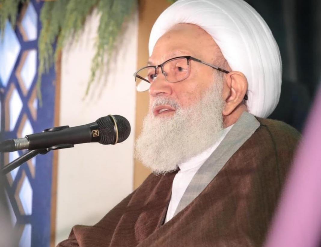 آية الله قاسم: لا طريق للإصلاح إن لم ينطلق من رأي الشعب وإرادته وقراره