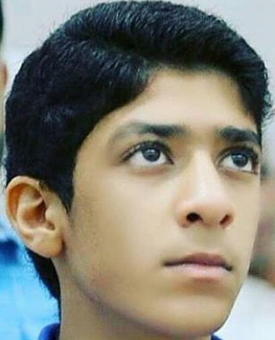 The number of detainees heightens on Sunday to 5 after the arrest of the child Hassan Ibrahim al-Sindi