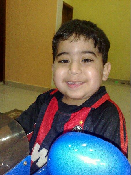 الشهيد الطفل محمد عبد الحسين فرحان