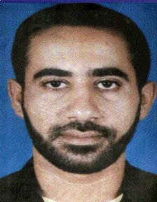 الشهيد هاني أحمد الوسطي