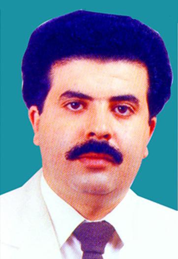 الشهيد الدكتور السيد هاشم اسماعيل العلوي