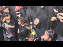 Embedded thumbnail for ام الشهيد والسيدة زينب - نعي شهداء عائلة الجزيري