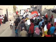 Embedded thumbnail for شهداؤنا قرابين الحريه - مسيرة بلدة المقشع