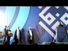 Embedded thumbnail for جائزة الوفاق السنويه للتميز الوطني لعام 2014م - التجمع الجماهيري الحاشد لجمعية الوفاق