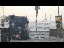 Embedded thumbnail for طلقة الشوزن التى ااصابة المصور فى يده واخر فى وجهه فى البلاد القديم 11-1-2015  #BAHRAIN